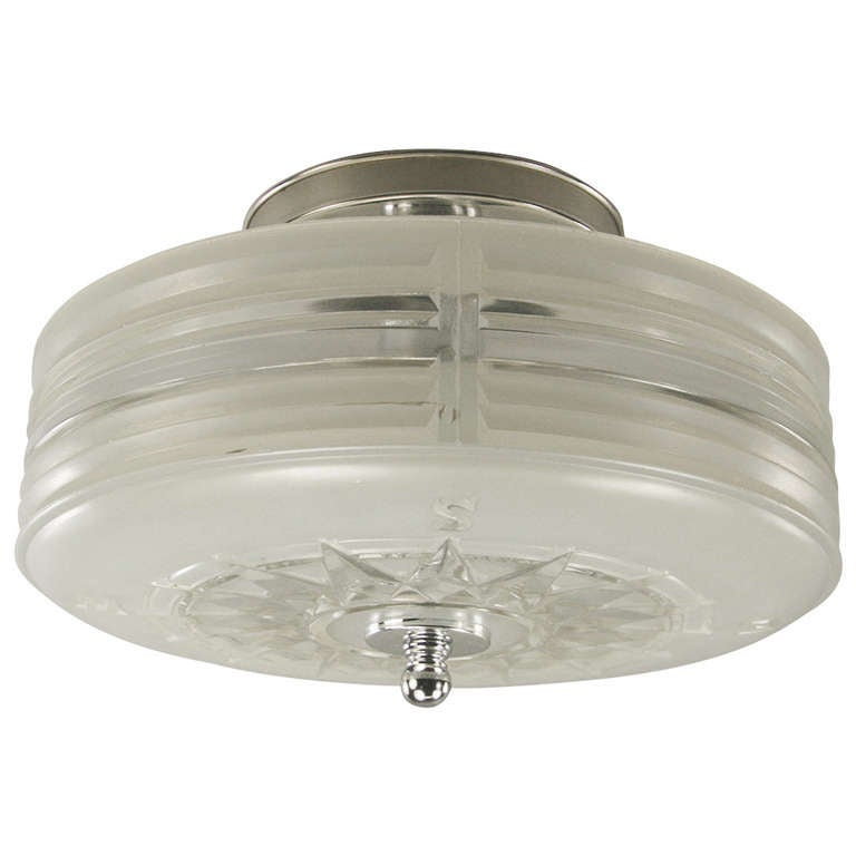 this nautical compass glass flush mount is no longer available. Black Bedroom Furniture Sets. Home Design Ideas