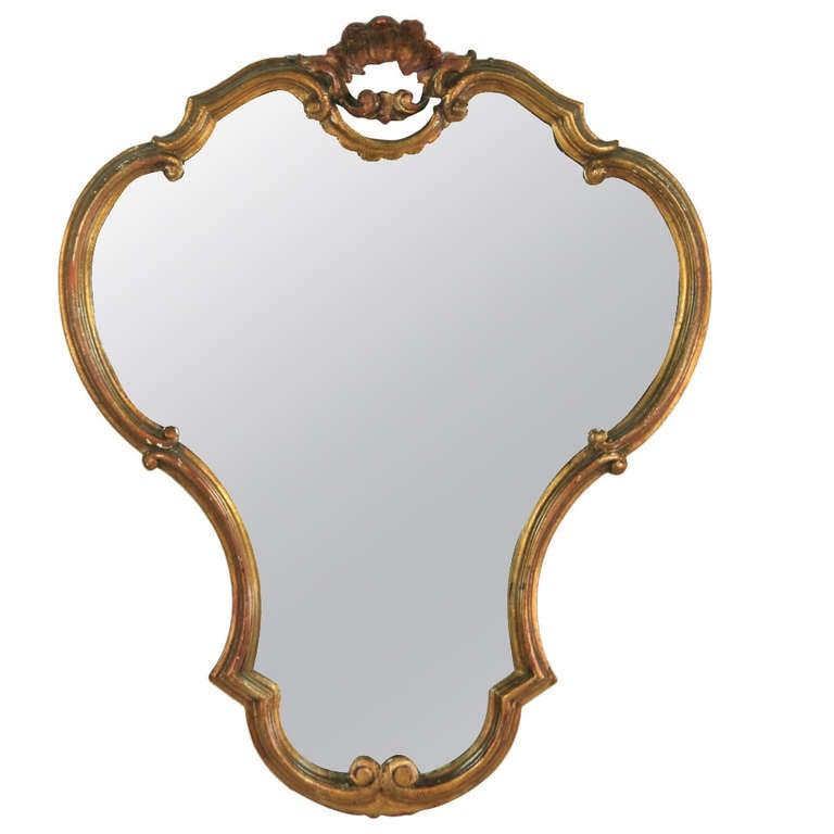Venetian Italian Mirror For Sale
