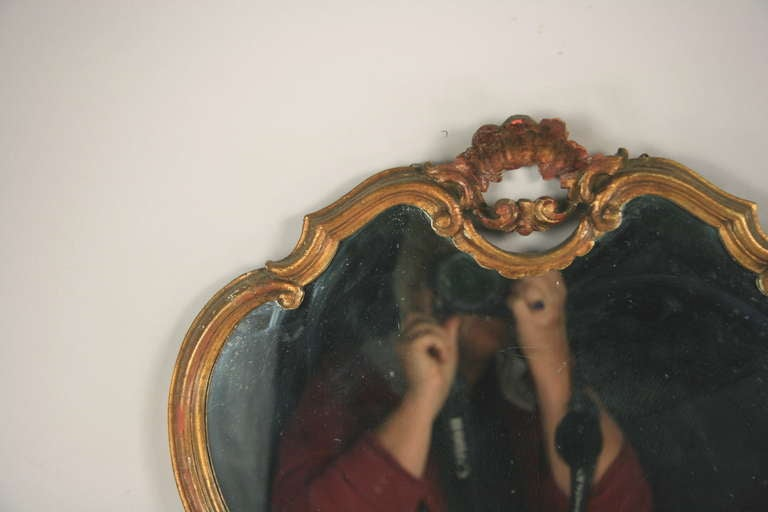 Venetian Italian Mirror For Sale 1