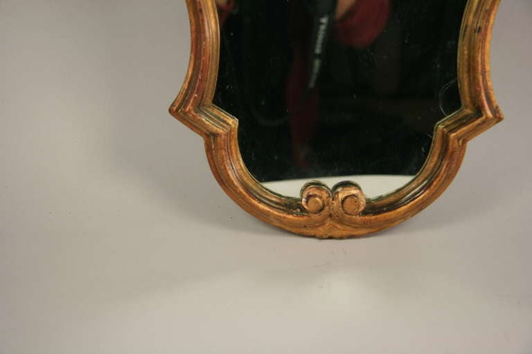 Mid-20th Century Venetian Italian Mirror For Sale