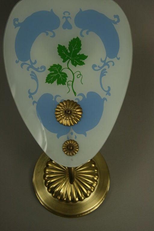 Pair Venetian Glass Sconce at 1stdibs