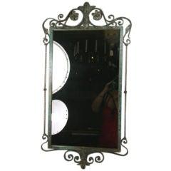 Verdigris Italian Mirror