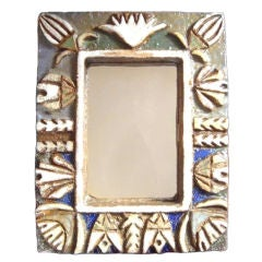 Les Argonautes Ceramic Mirror
