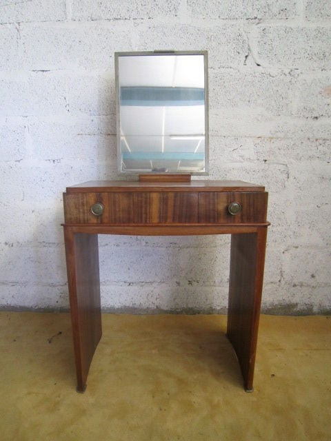 Majorelle Dresser And Matching Stool For Sale At 1stdibs