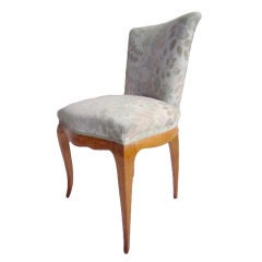 Side Chair by Rene Drouet