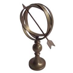 Armillary Brass Sphere