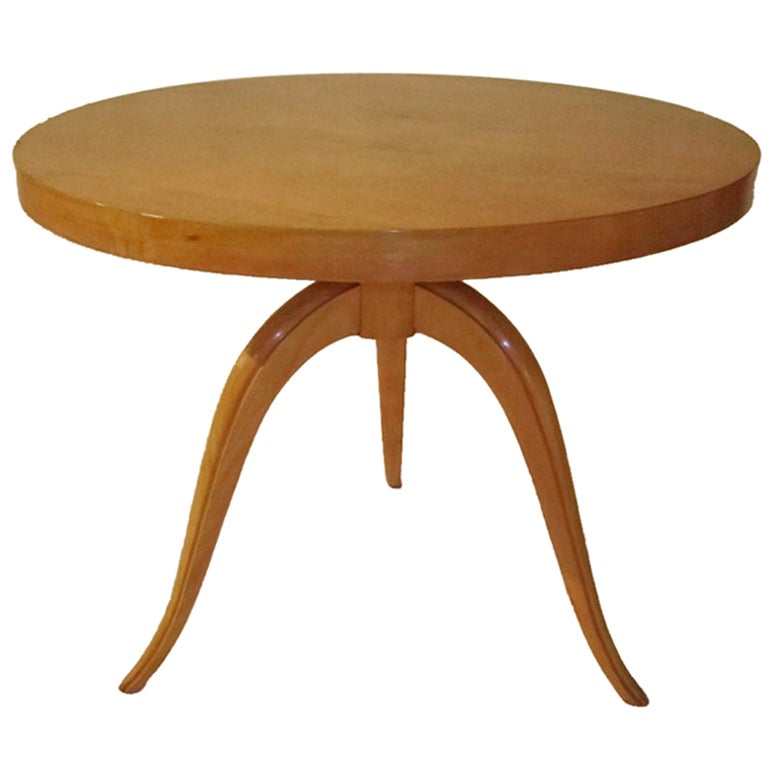 Sycamore Round Coffee Table