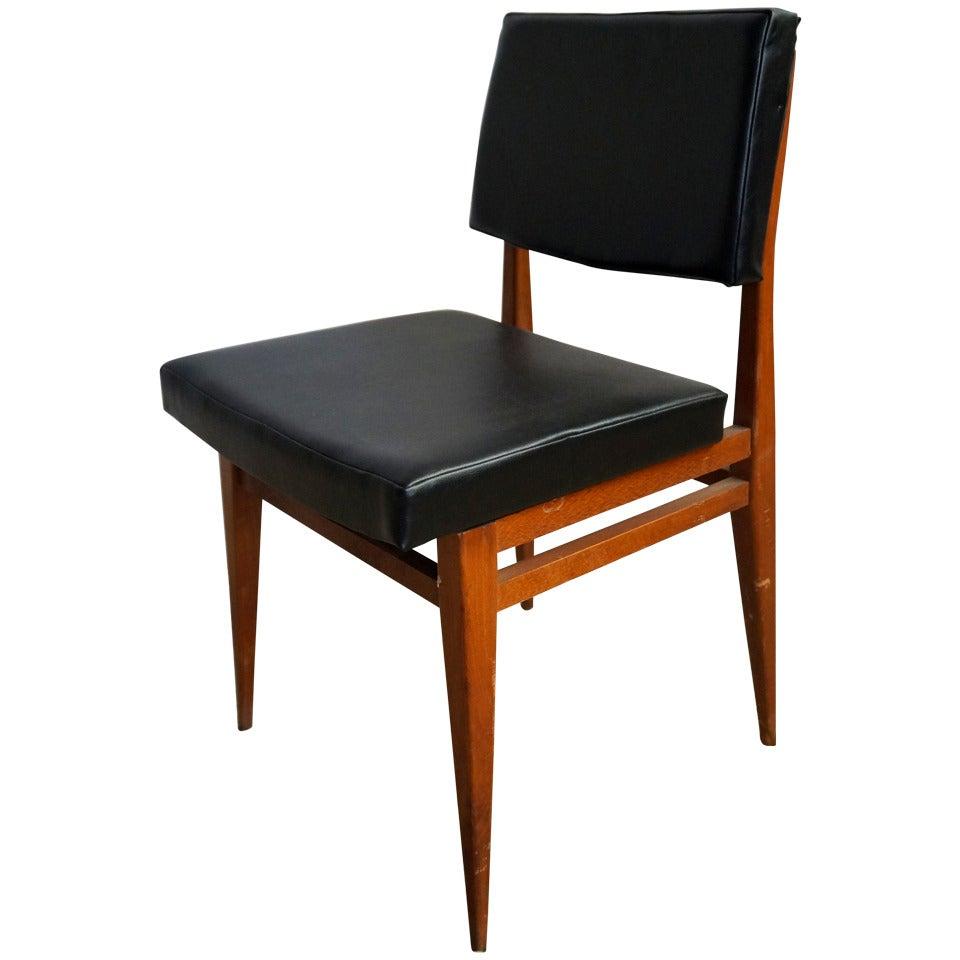 Set of Ten Chairs, 1950s