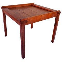 Large Coffee Table by Rene Gabriel