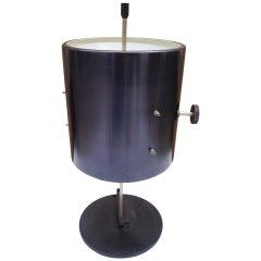 Adjustable Black Table Lamp