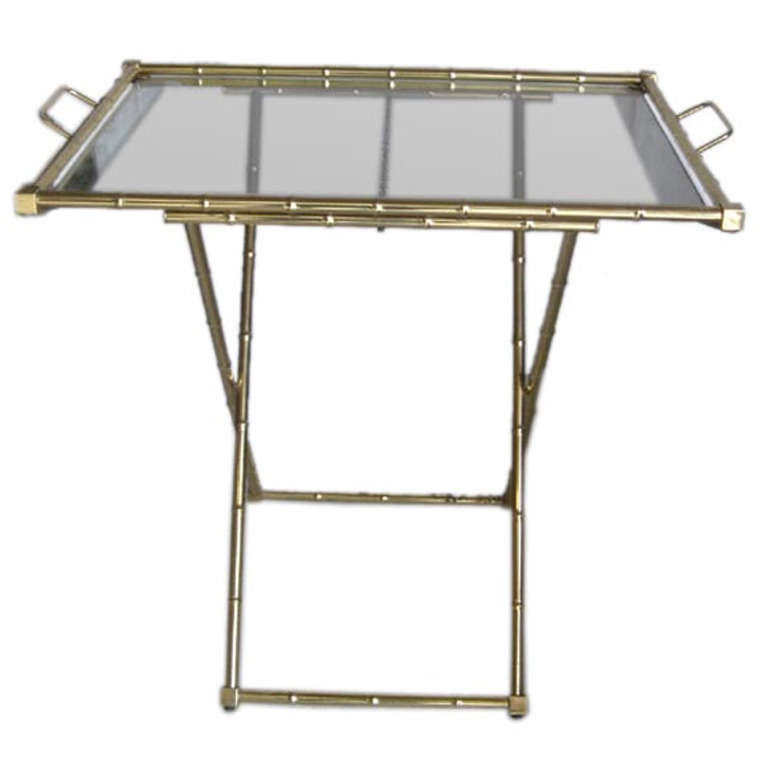 Bagues Folding Table