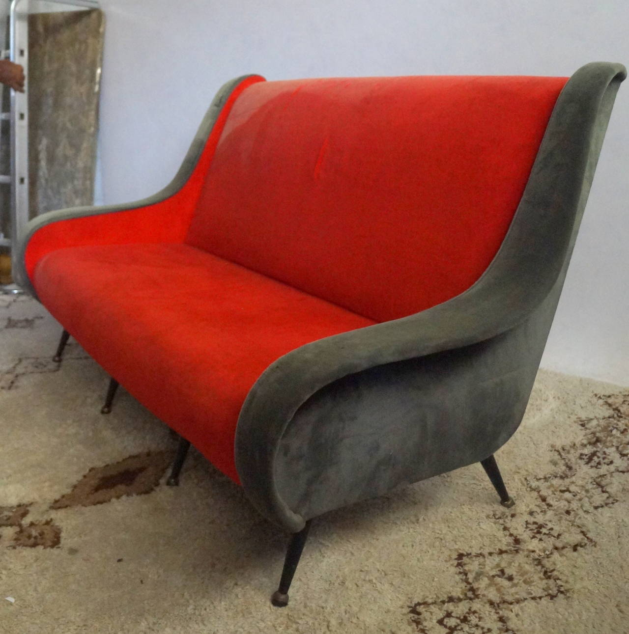 20th Century 1950s Sofa For Sale
