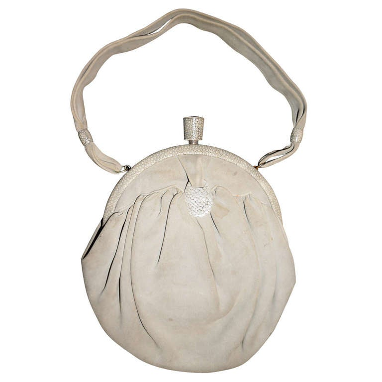 Shagreen Bag