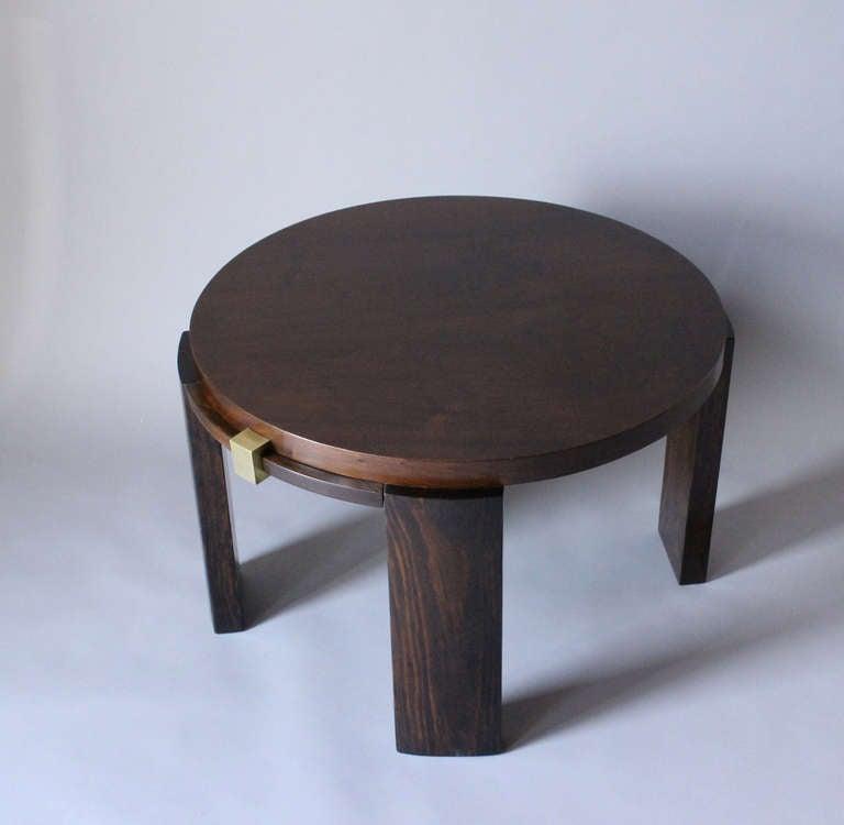 french art deco gueridon at 1stdibs. Black Bedroom Furniture Sets. Home Design Ideas