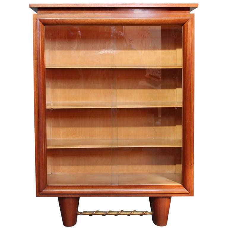 French vitrine cabinet for Sideboard vitrine