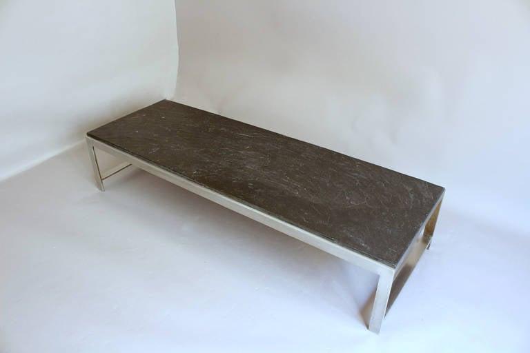 Grande Table Basse Pliante