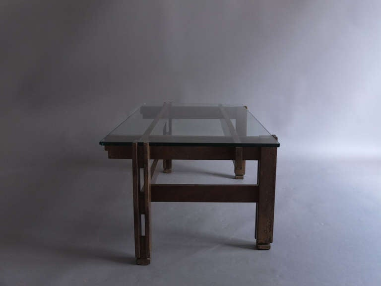 Pair of ico parisi coffee tables at 1stdibs for 13 a table paris