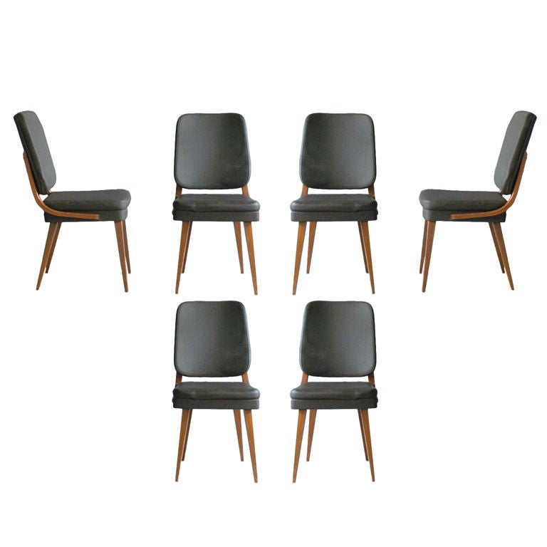 this set of 6 1950 39 s chairs is no longer available