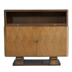 French Art Deco Bar or Cabinet