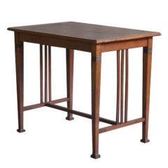 Art Nouveau Writing Table