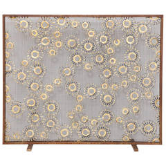 "Marie Suri ""Constellation"" Fire Screen"