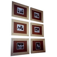 Samuel Marx Set of Picture Frames