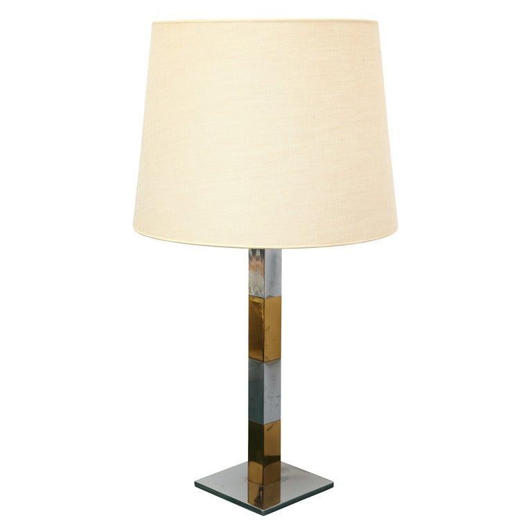 Hansen Metal Lamp