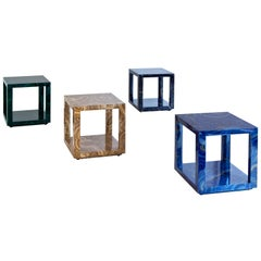 Albert Cube Table