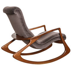 Vladimir Kagan Rocking Chair
