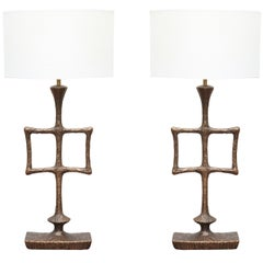 Alexandre Logé Table Lamps