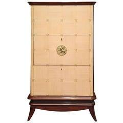 Maurice Jallot Bar Cabinet