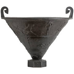 Sporting Urn by Rolf Bolin, Sweden, circa 1920