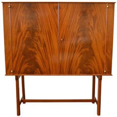 Raised Cabinet by Josef Frank, Sweden, circa 1950