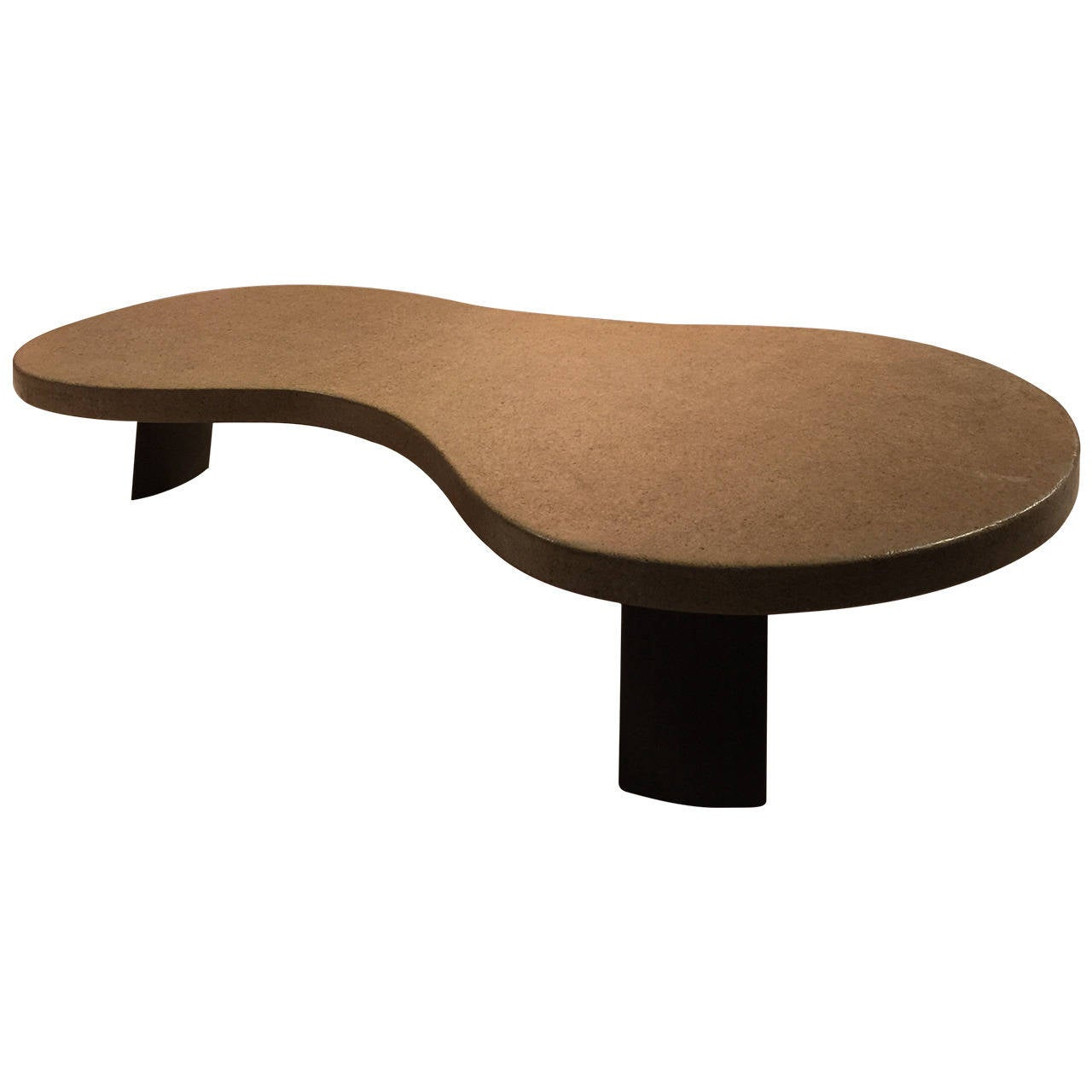 Cork and mahogany coffee table by paul frankl circa 1953 for sale cork and mahogany coffee table by paul frankl circa 1953 1 geotapseo Gallery