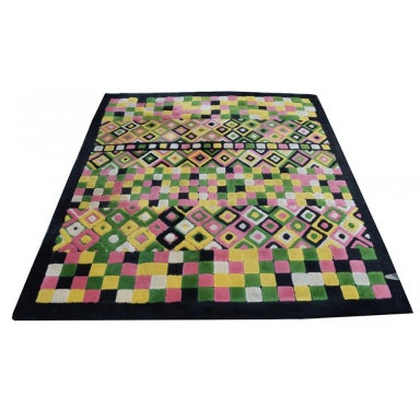 Colorful edward fields rug for Colorful rugs for sale