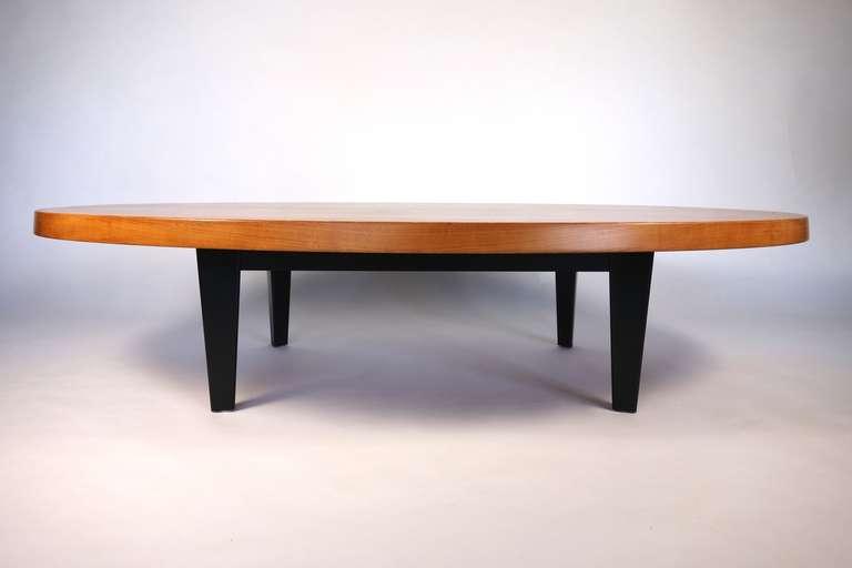 prouvé table oval