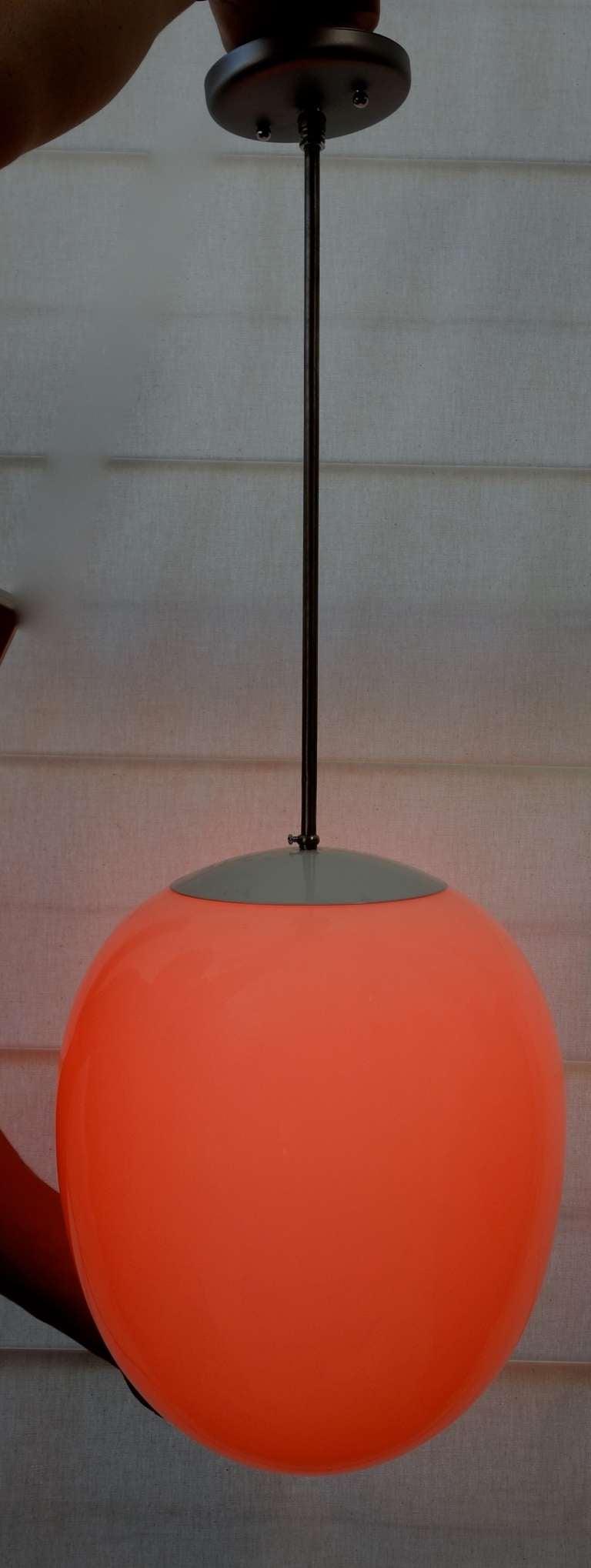 Modern Egg Pendant For Sale At 1stdibs