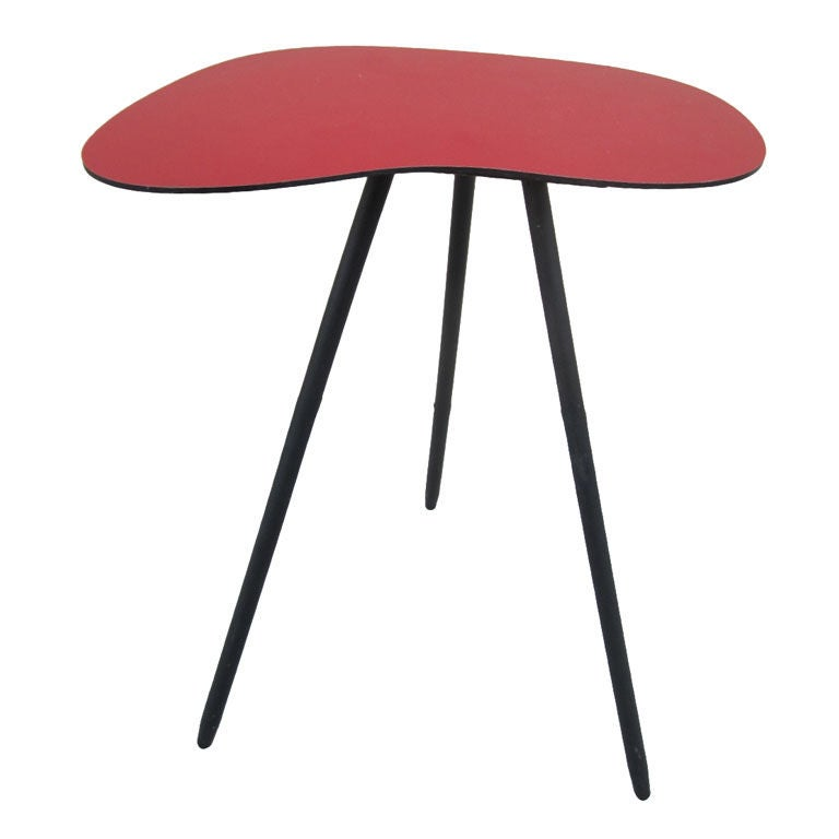 My Little Red Pony Table At 1stdibs