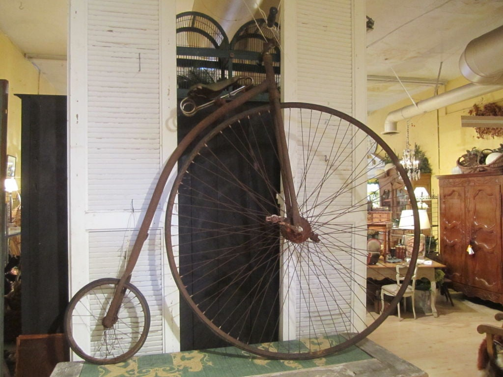 Victorian Bicycle image 2