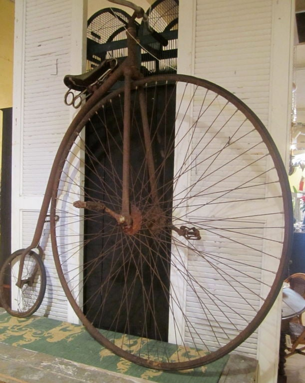 Victorian Bicycle image 3