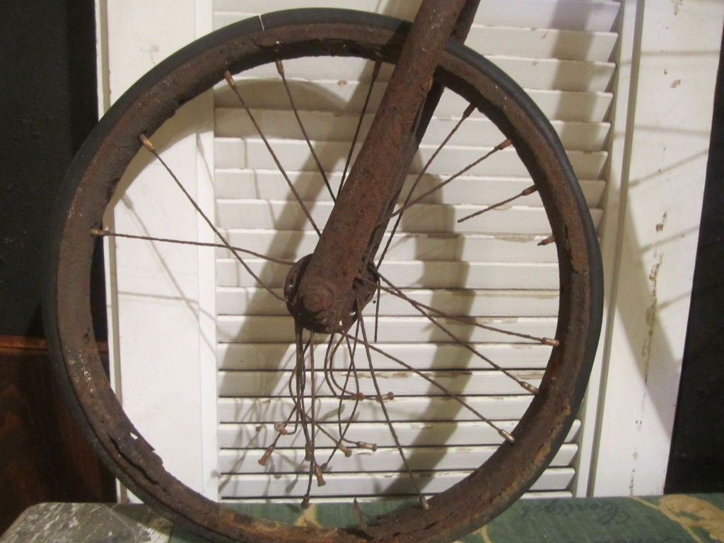 Victorian Bicycle image 5