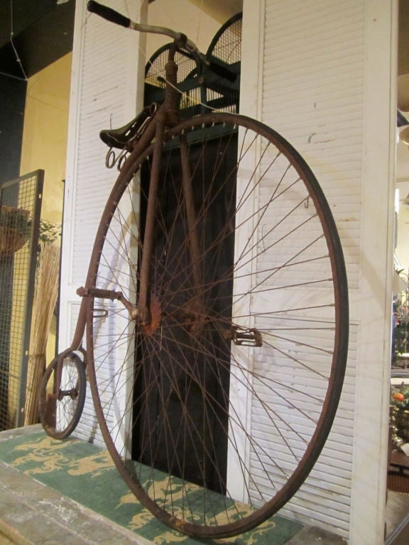 Victorian Bicycle image 7