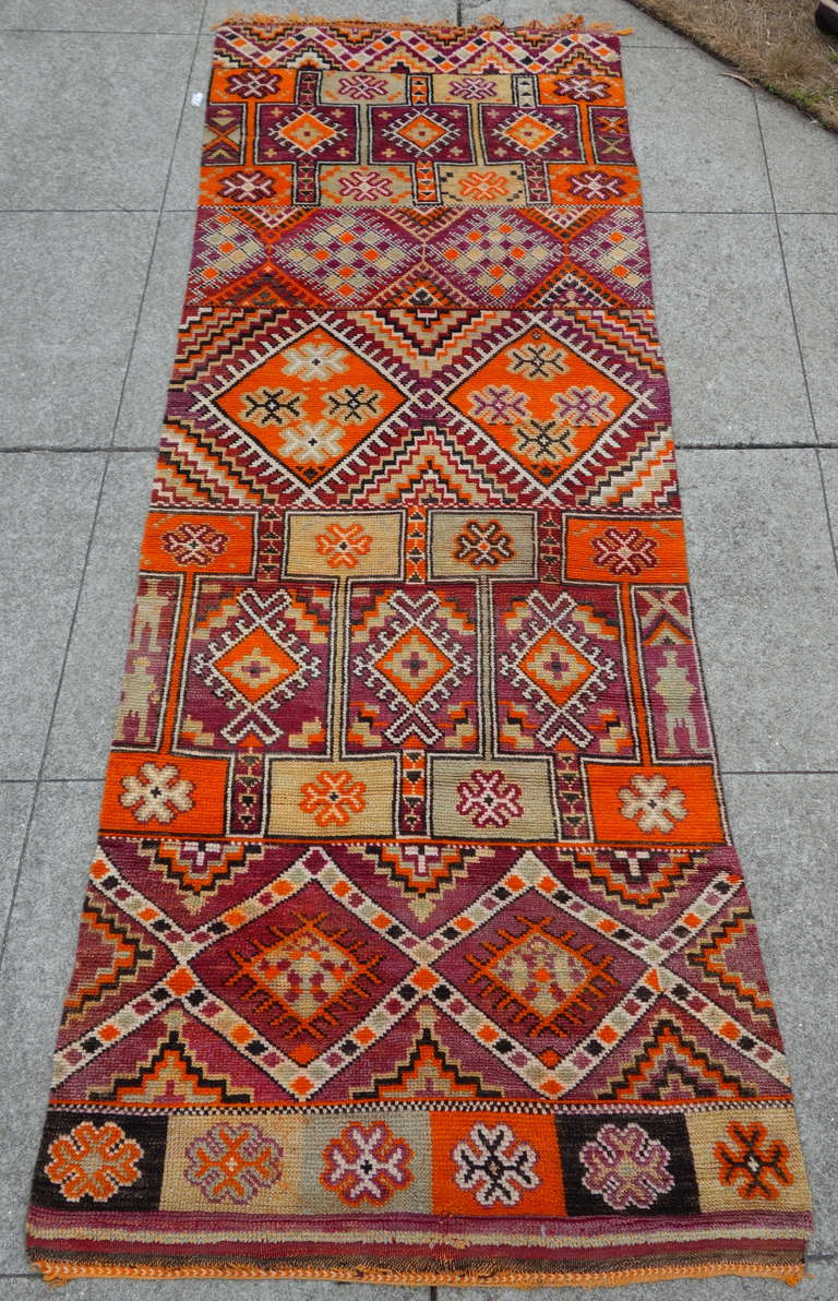 Exceptional Wool Runner At 1stdibs