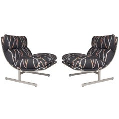 Pair Chairs by Kipp Stewart for Directional