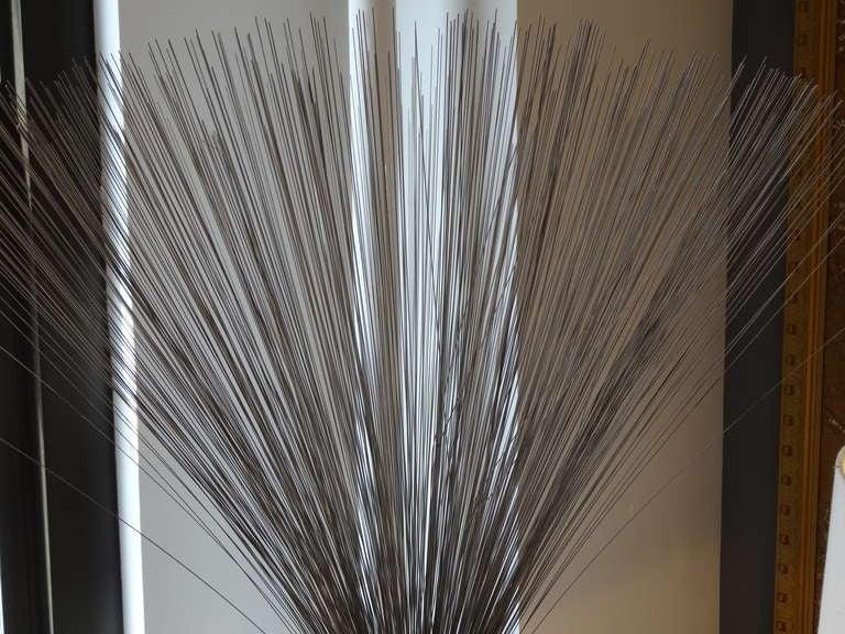 Bertoia Style Sculpture 5