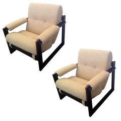 Benjamin Lafer Brazilian lounge Chair (2)