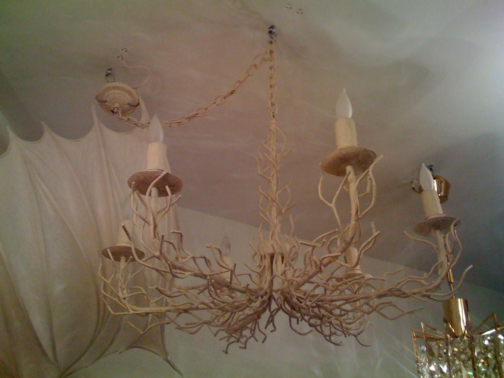 Coral chandelier excellent full image for glass rod chandelier elk s white coral chandelier with coral chandelier aloadofball Gallery