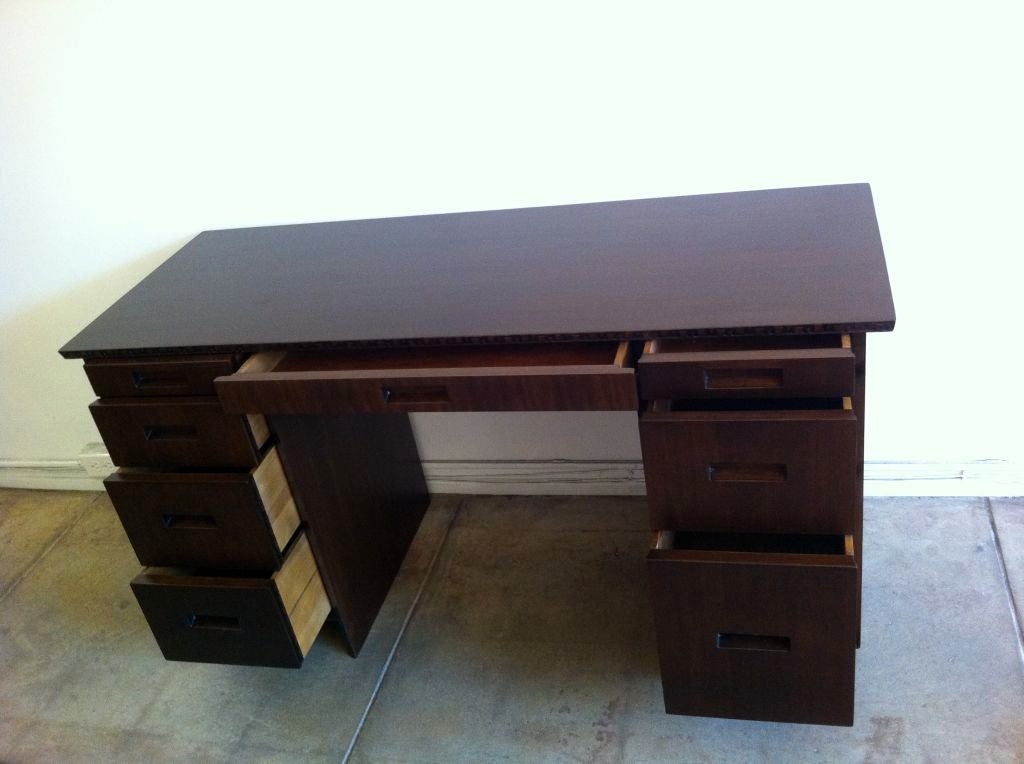 Frank Lloyd Wright Taliesin Desk at 1stdibs