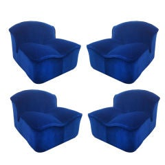 4 Pace collection chairs