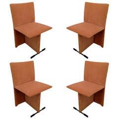 4 Saporiti 80's Dining/Side Chairs